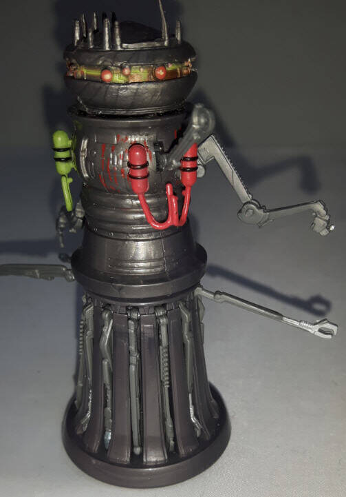 Fx 6 Figure Medical Droid The Legacy Collection 2008